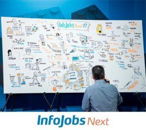 Ponencias de InfoJobs Next, construyendo el empleo del mañana