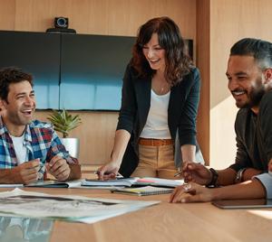 ¿Cómo crear la oficina perfecta para tus empleados?